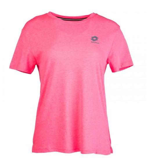 Camiseta Mujer Lotto Smart W Tee Js W Rosa 210596-1CQ | scorer.es