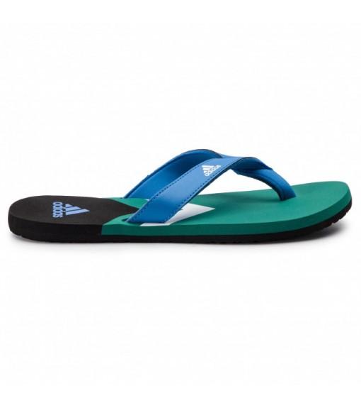 Chancla Adidas Hombre Hawaiana Eezay Azul/Blanco/Verde F35025 | scorer.es