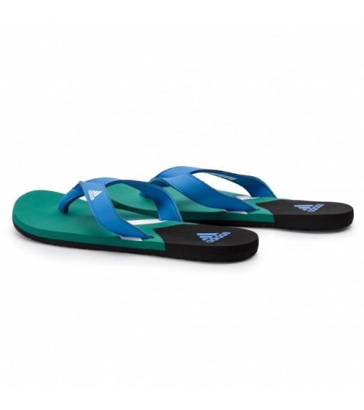 Adidas Men's Flip-Flops Hawaiana Eezay Blue/White/Green F35025   Sandals/slippers   scorer.es