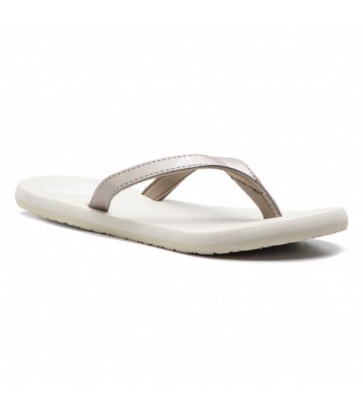 Adidas Flip-Flops Hawaiana Eezay Platinum/White F35034   Sandals/slippers   scorer.es