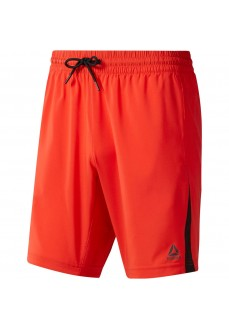 Reebok Men's Short Wor Woven Shorts Red DU2176