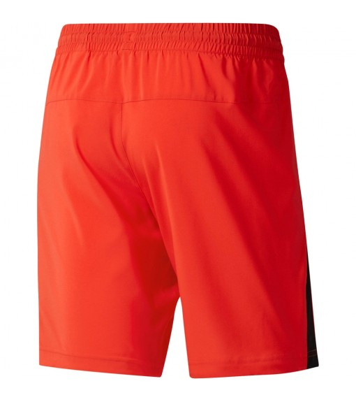Pantalón Corto Hombre Reebok Wor Woven Shorts Rojo DU2176 | scorer.es