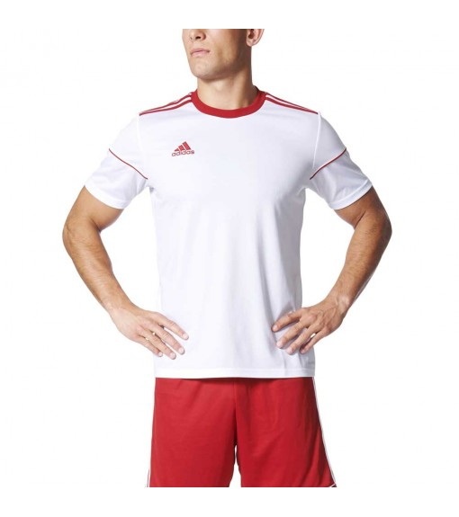 Camiseta Hombre Adidas Squadra 17 Blanco BJ9181   scorer.es