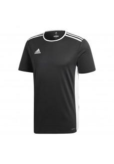 Adidas Men´s T-Shirt Entrada 18 Negro CF1035 | Short Sleeve | scorer.es