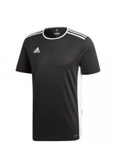 Camiseta Niño Adidas Entrada 18 Negro CF1035 | scorer.es