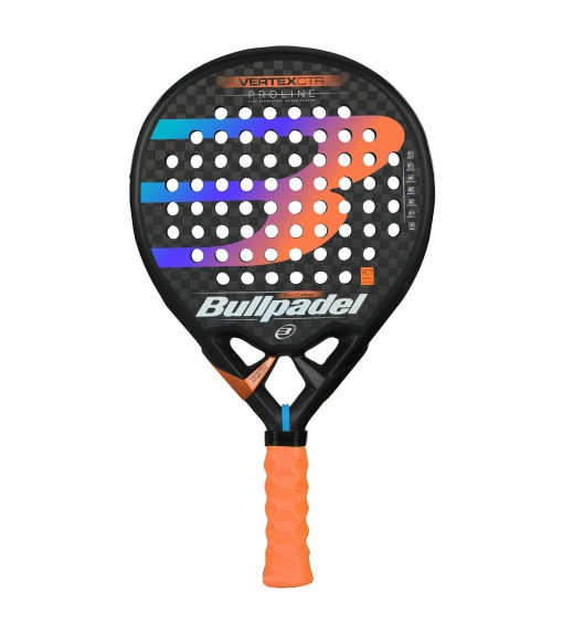 Pala Bullpadel Vertex 2 CTR 19 HSC Negro 454535 | scorer.es