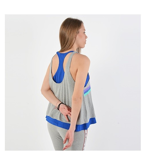 Camiseta Mujer Champion Tank Top Bs008 Bai 111327 Azul/Gis | scorer.es