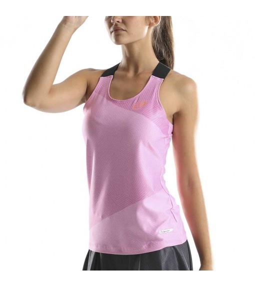 Bullpadel Women's T-Shirt Elodie 017 Pink 4551 017 | Paddle tennis clothing | scorer.es
