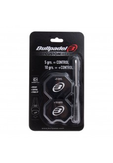 Grip Bullpadel Custom Weight Negro 455595 | scorer.es