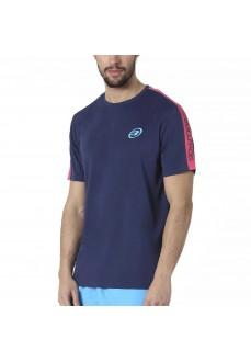 Camiseta Hombre Bullpadel Costibi 424 Marino 4548 | scorer.es