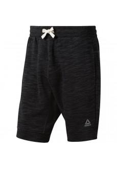 Pantalón corto Hombre Reebok Training Essential Negro DU3784