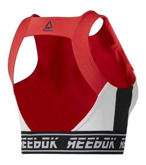 Top Mujer Reebok Bralette WOR Meet You There Rojo DU6679 | scorer.es