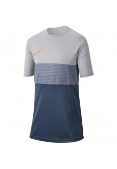 Camiseta de Fútbol Niño/a Nike Dri-FIT Academy Gris AO0740-012 | scorer.es