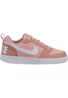 Nike Girl's Trainers Court BGoldugh Low Pe Pink AV5137-600 | Low shoes | scorer.es