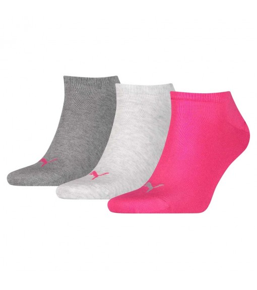 Puma Unisex Sneaker Socks Plain 261080001-656 Grey | Socks | scorer.es