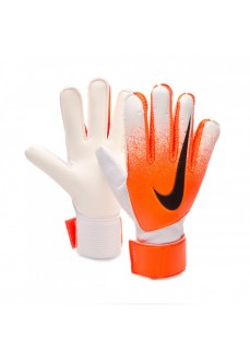 Guantes Niño/a Nike Jr. Match Goalkeeper Blanco/Naranja GS3371-101
