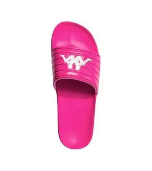 Kappa Women's Flip Flops Matese Fuchsia/White 304NC40-945   Sandals/slippers   scorer.es