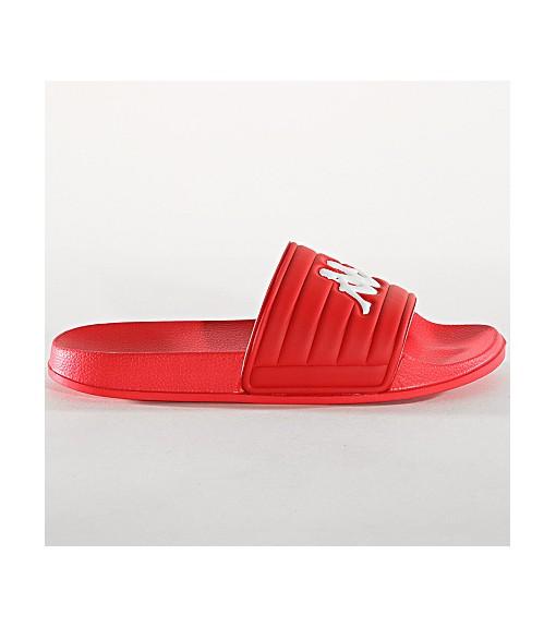Kappa Flip Flops Matese Red/White 304NC40-947 | Sandals/slippers | scorer.es