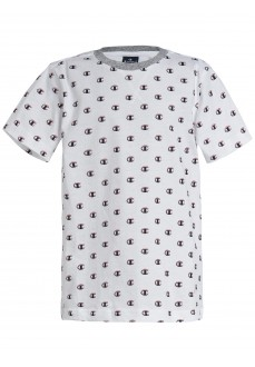 Camiseta Champion Cuello Caja Wl001
