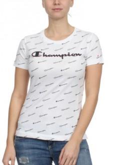 Camiseta Champion Wl001 Wht/A   scorer.es