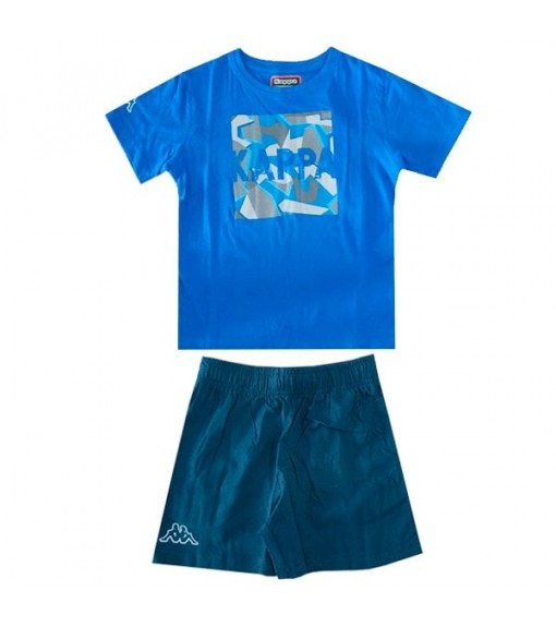 Camiseta Kappa Ioudaso Set Blue Royal/Blue Navy | scorer.es