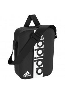 Bolso Adidas Negro/Blanco
