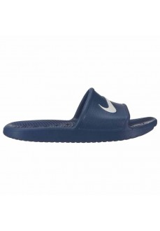 Nike Slides Kawa Shower Navy Blue BQ6831-401