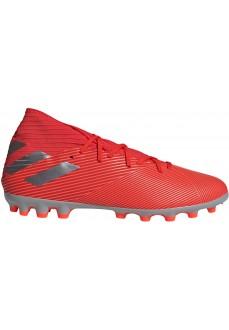 Bota de fútbol Hombre Adidas Nemeziz 19.3 AG Rojo F99994