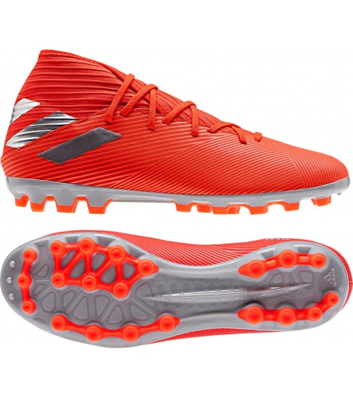 Bota de fútbol Hombre Adidas Nemeziz 19.3 AG Rojo F99994 | scorer.es