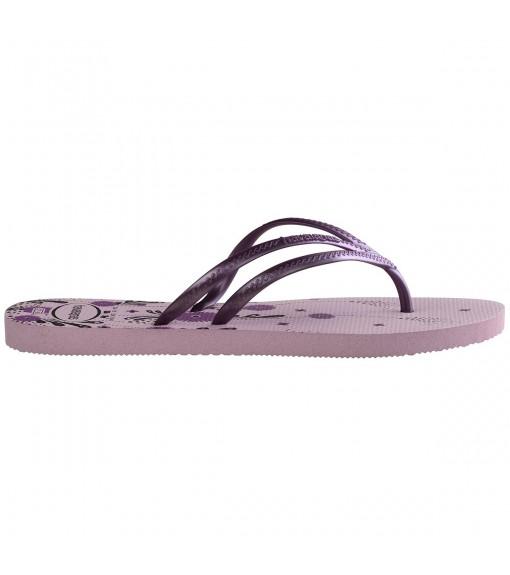 Havaianas Women's Flip Flops New Tria Botanic Pink 4141573.2108 | Sandals/slippers | scorer.es