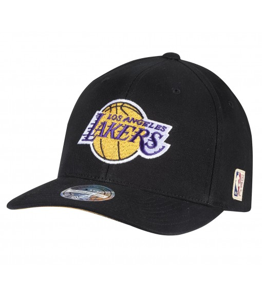 c98f316aba5c Gorra Mitchel & Ness Los Angeles Lakers Negro MN-HWC-INT