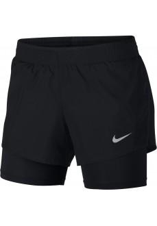 Pantalón Corto Mujer Nike 10K 2IN1 Negro 902283-010