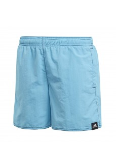 Adidas Kids' Swimsuit Yb Solid Sh Sl Blue DT4244 | Swimwear | scorer.es