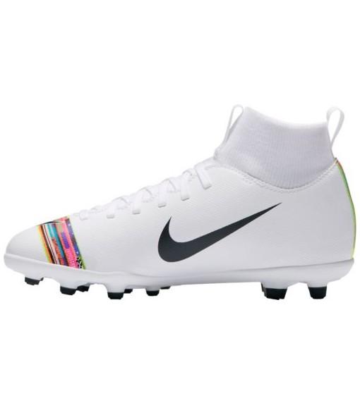 Zapatilla Nike Jr. Superfly 6 Club MG Blanca AJ3115-109 | scorer.es