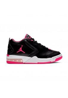 Zapatilla Niña Nike Jordan Big Fun Negra BV7375-061