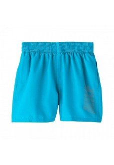 Nike Kids' Swimsuit Swim Solid Turquoise NESS9716-430