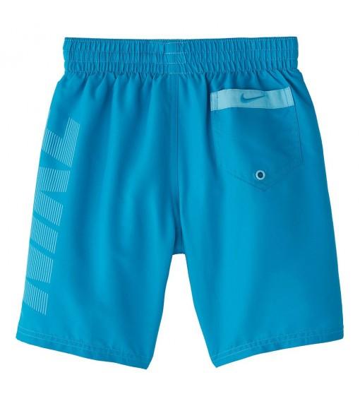 Bañador Niño Nike Swim Solid Azul NESS9657-430 | scorer.es