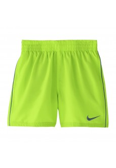 Nike Swimsuit Swim Solid Green Fluor NESS9654-739