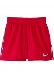 Bañador Niño Nike Swim Solid Rojo NESS9654-614 | scorer.es