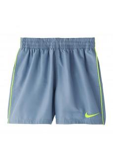 Nike Kids' Swimsuit Swim Solid Gray NESS9654-498 | Swimwear | scorer.es