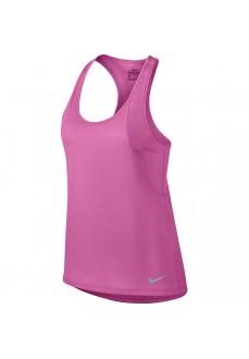 Camiseta Mujer Nike Run Tank Rosa 890351-623