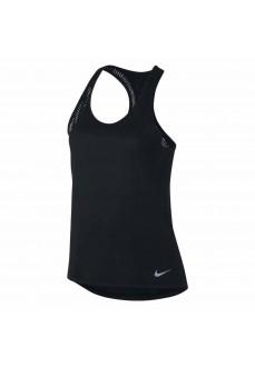 Camiseta Mujer Nike Run Tank Negra 890351-010