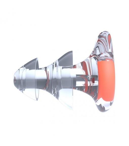 Nike Ear Plugs Orange NESS9175-618   Water Sports Accessories   scorer.es