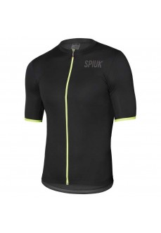 Maillot Hombre Spiuk M/C Anatomic Negro MCAN19N