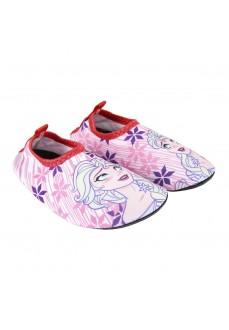 Cerdá Girl's Slippers Water Frozen White/Pink 2300003875 | Water sports Footwear | scorer.es