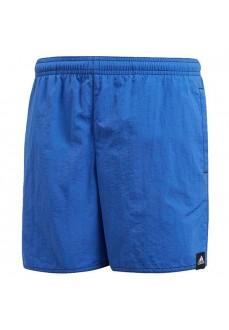 Adidas Kids' Swimsuit Solid Blue CV5203 | Swimwear | scorer.es