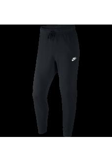 Pantalón largo Nike Negro/Blanco