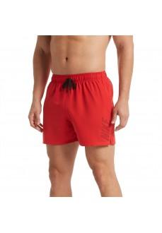 Bañador Hombre Nike Swim Logo Solid Lap Rojo NESS9504-614 | scorer.es