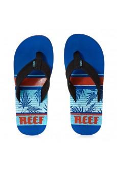 Chanclas Hombre Reef Waters Azul RF0A3YKUUPA1