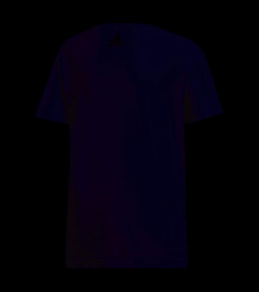 Adidas Women's T-Shirt ID Boxy Graphic White DV0279 | Short Sleeve | scorer.es